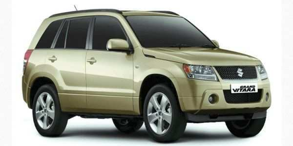 63 All New 2019 Suzuki Grand Vitara Price And Review