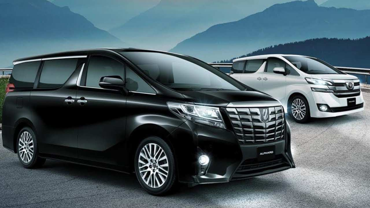 63 All New 2019 Toyota Alphard Specs And Review