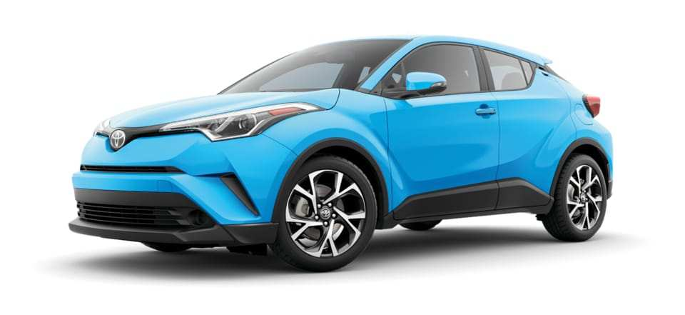 63 All New 2019 Toyota C Hr Compact Images