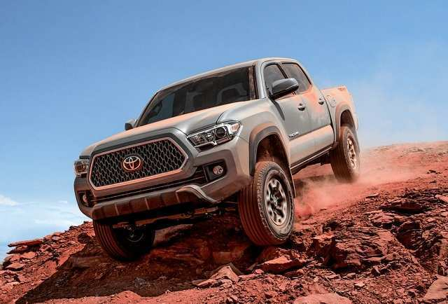 63 All New 2019 Toyota Tacoma Diesel Performance And New Engine