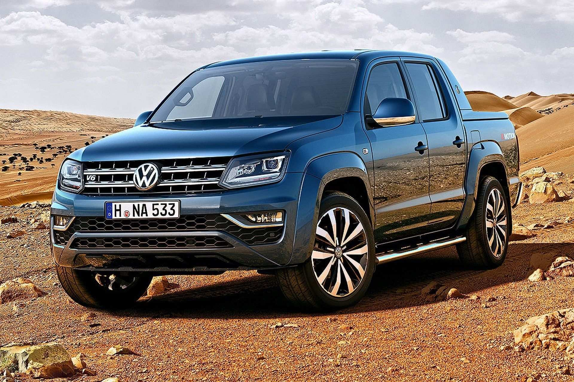 63 All New 2019 VW Amarok Concept
