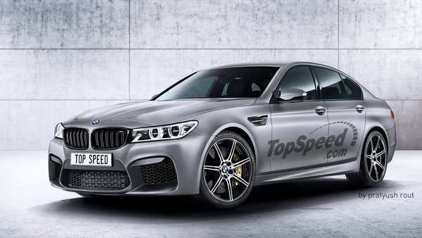 63 All New 2020 BMW M5 Xdrive Awd Concept