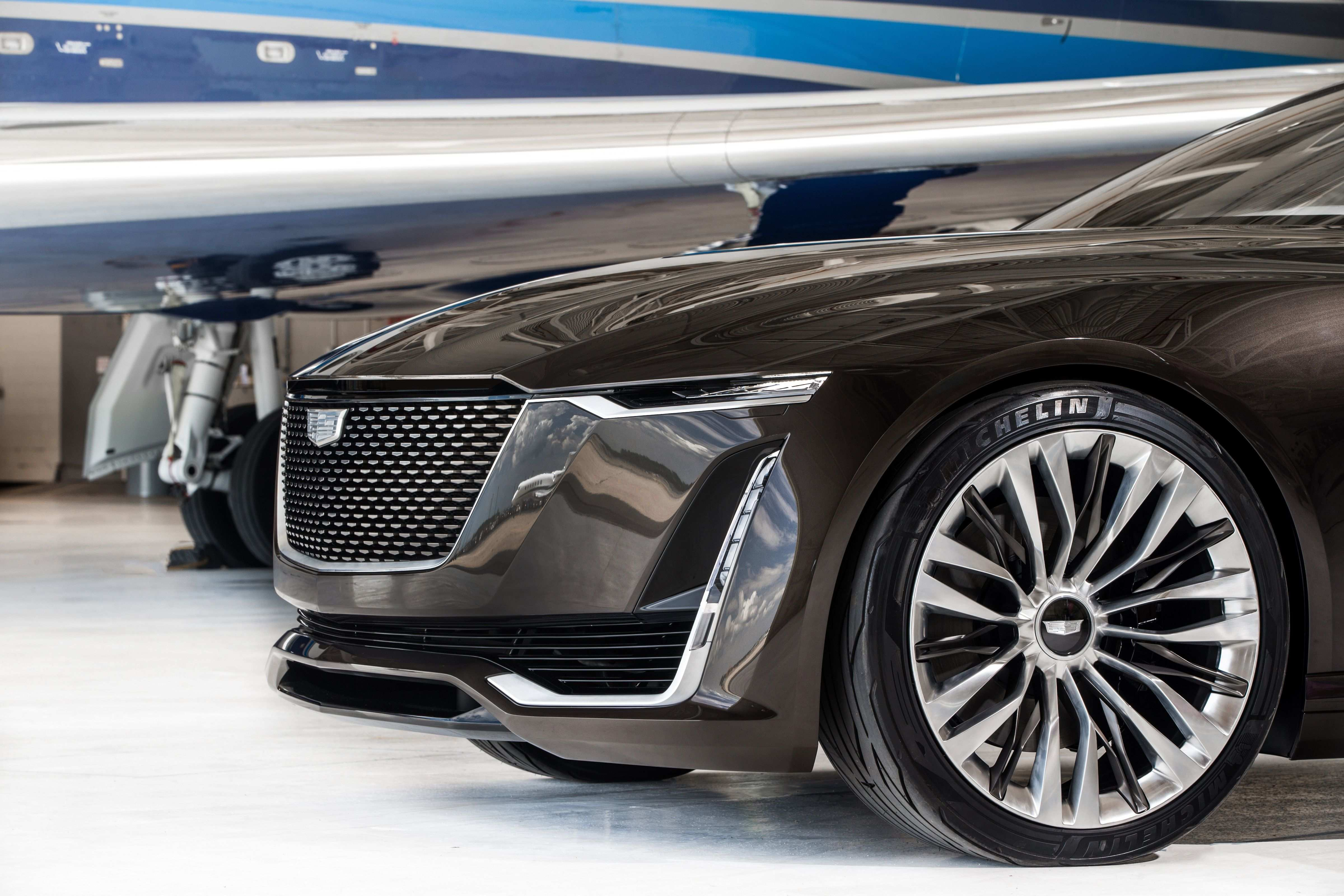 63 All New 2020 Cadillac Escalade Luxury Suv Redesign And Concept