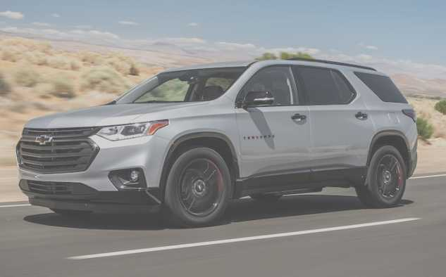 63 All New 2020 Chevrolet Traverses New Concept