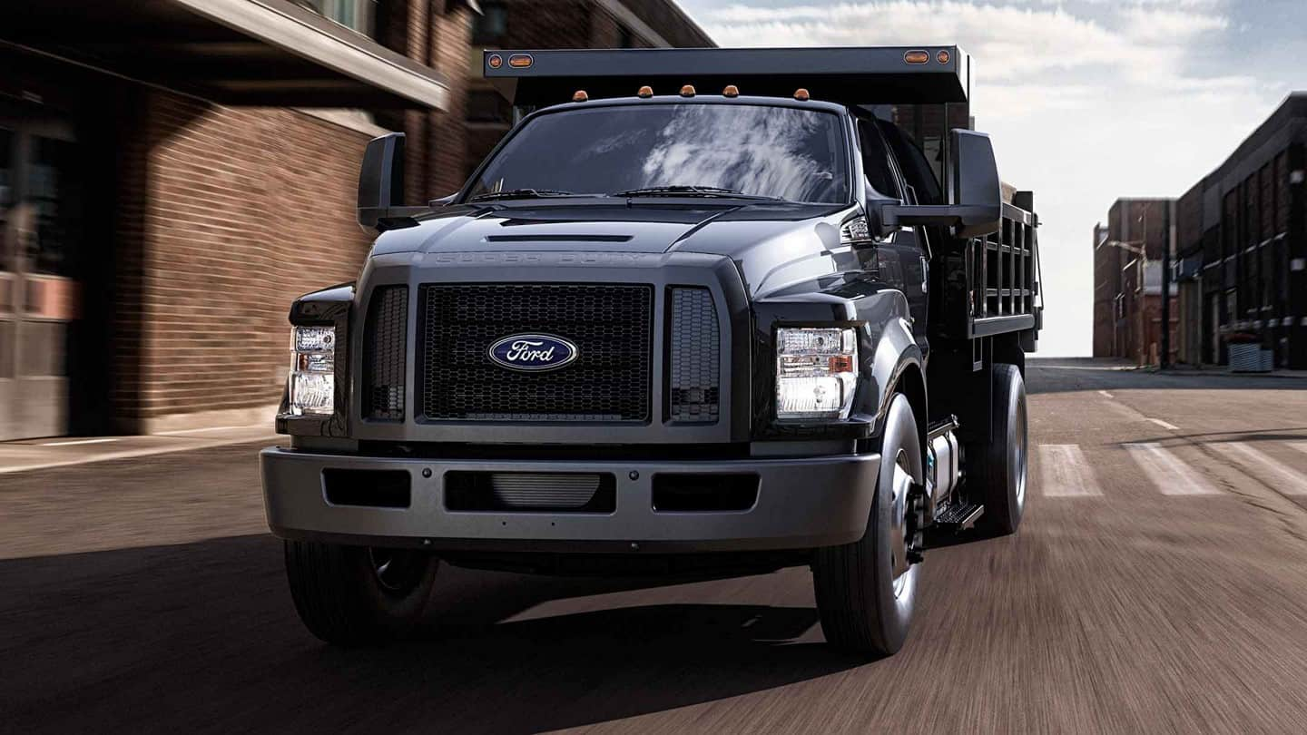 63 All New 2020 Ford F 650 F 750 History