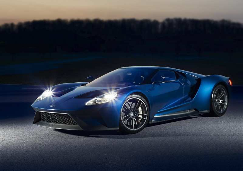 63 All New 2020 Ford Gt Supercar Exterior