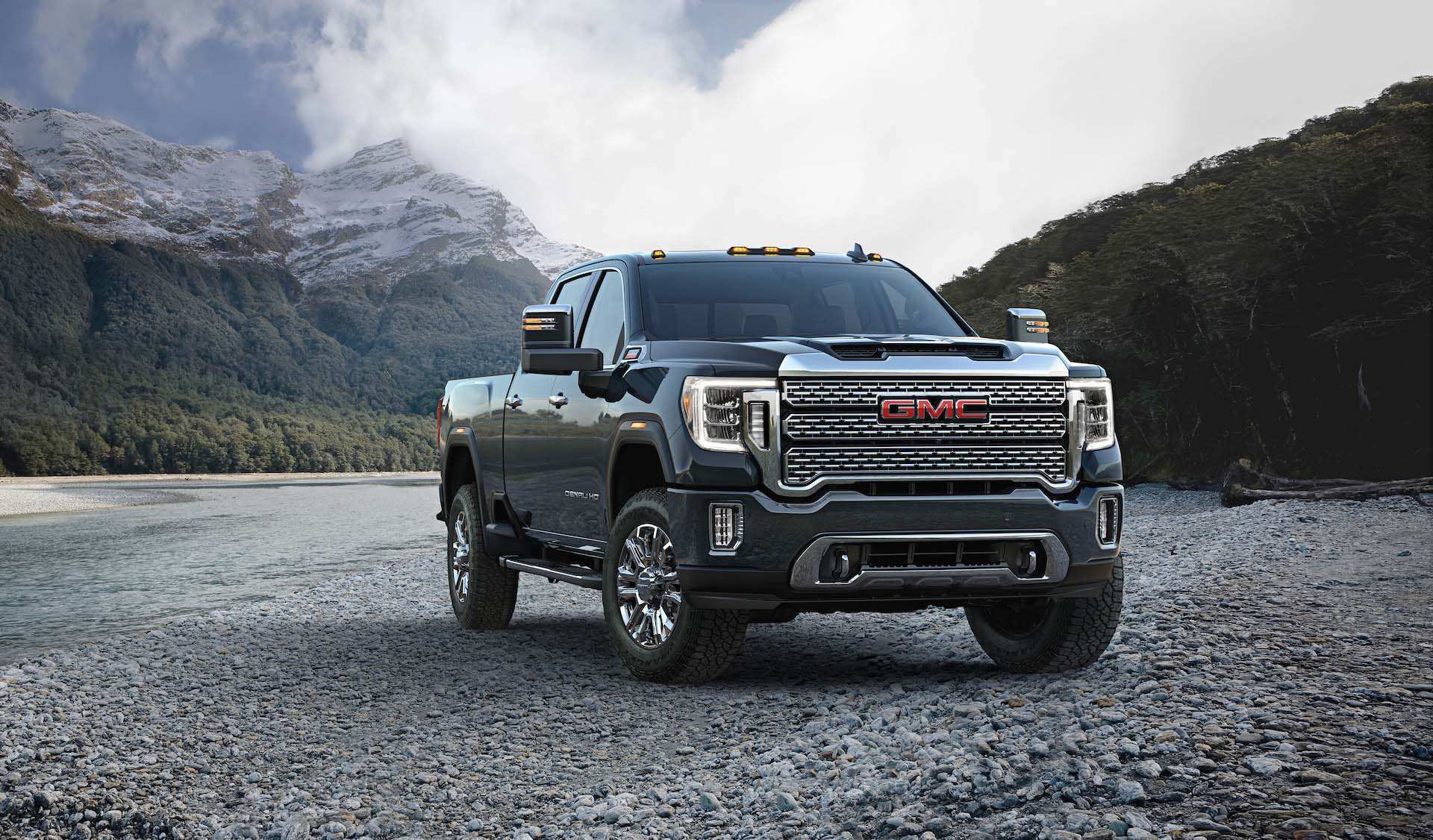 63 All New 2020 GMC Sierra Spy Shoot