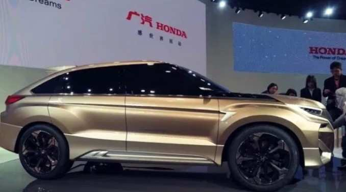 63 All New 2020 Honda Crosstour Concept And Review
