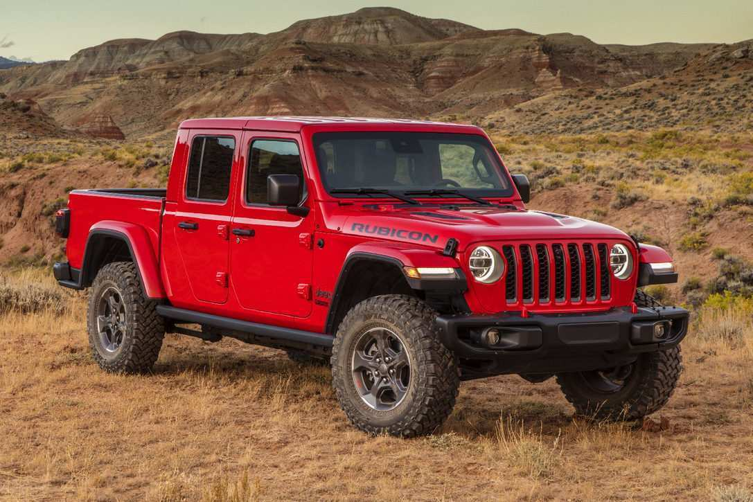 63 All New 2020 Jeep Gladiator Spesification