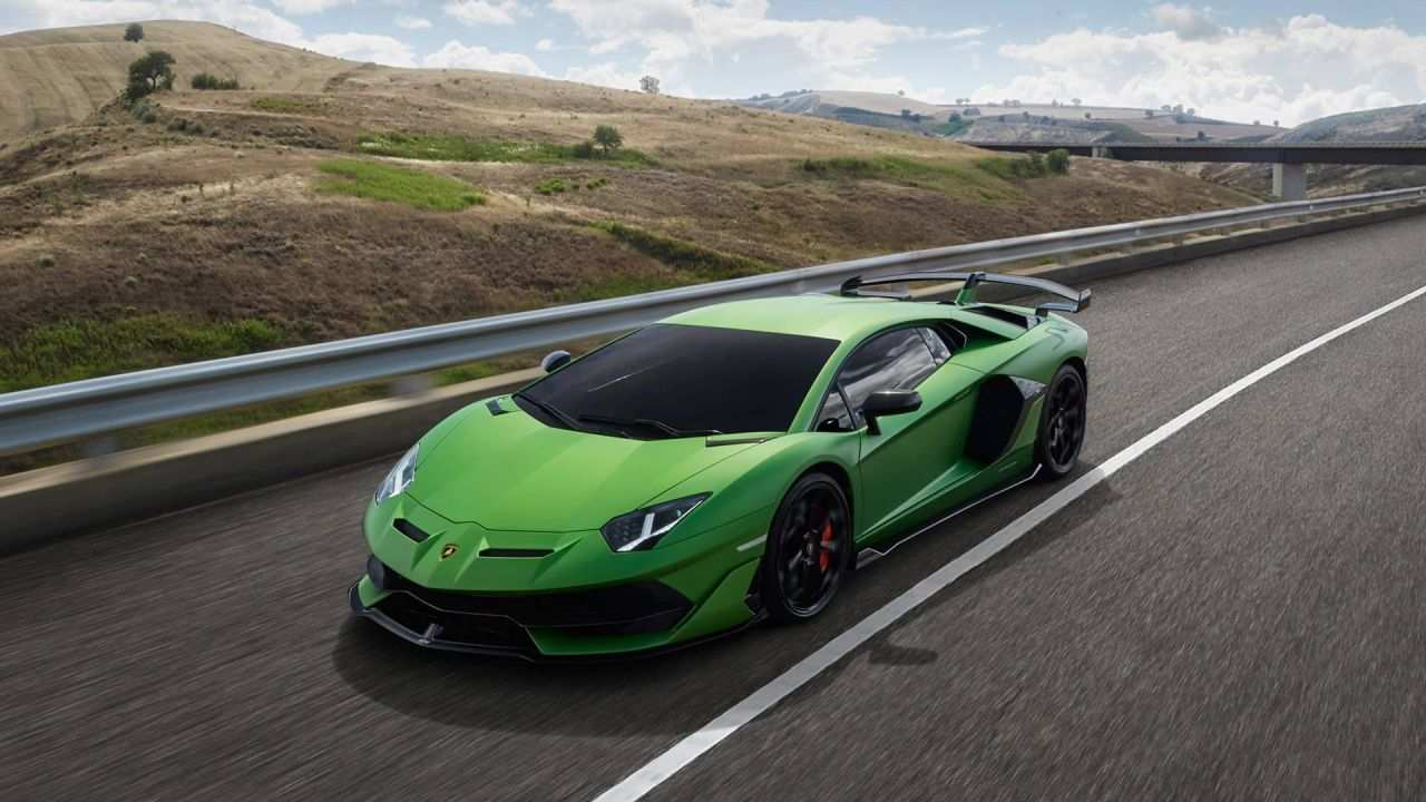 63 All New 2020 Lamborghini Aventador Images
