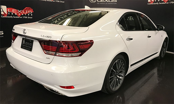 63 All New 2020 Lexus Ls 460 Rumors