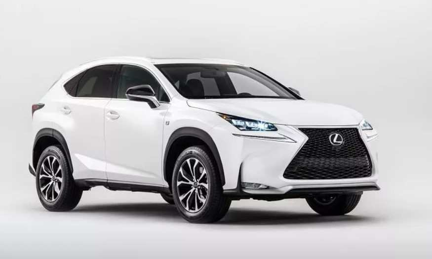 63 All New 2020 Lexus RX 350 Exterior
