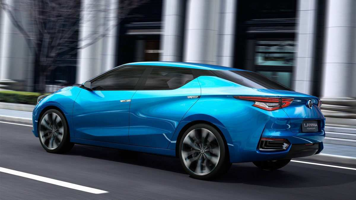 63 All New 2020 Nissan Lannia Redesign