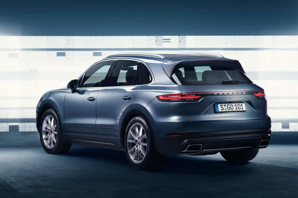 63 All New 2020 Porsche Cayenne Model Overview
