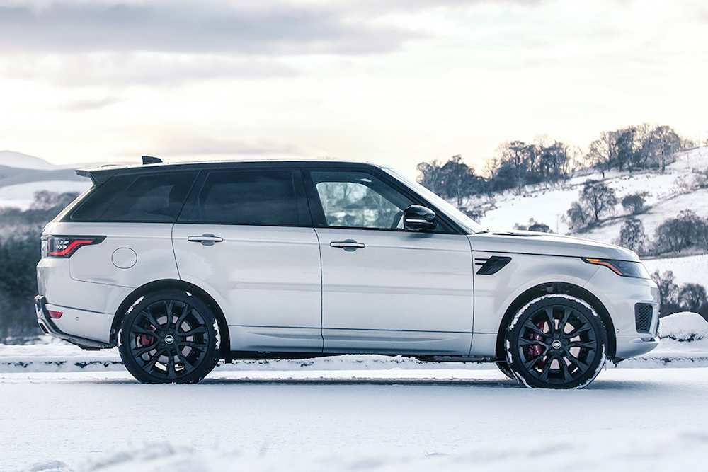 63 All New 2020 Range Rover Sport Concept And Review