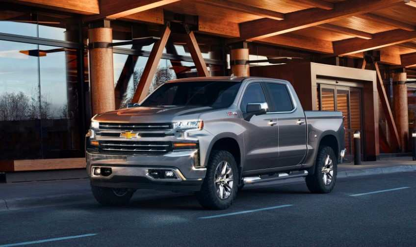 63 All New 2020 Silverado 1500 Diesel Engine