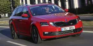 63 All New 2020 Skoda Octavia Configurations