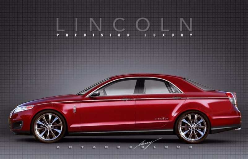 63 All New 2020 The Lincoln Continental New Concept