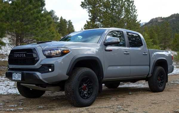 63 All New 2020 Toyota Tacoma Diesel Trd Pro Photos