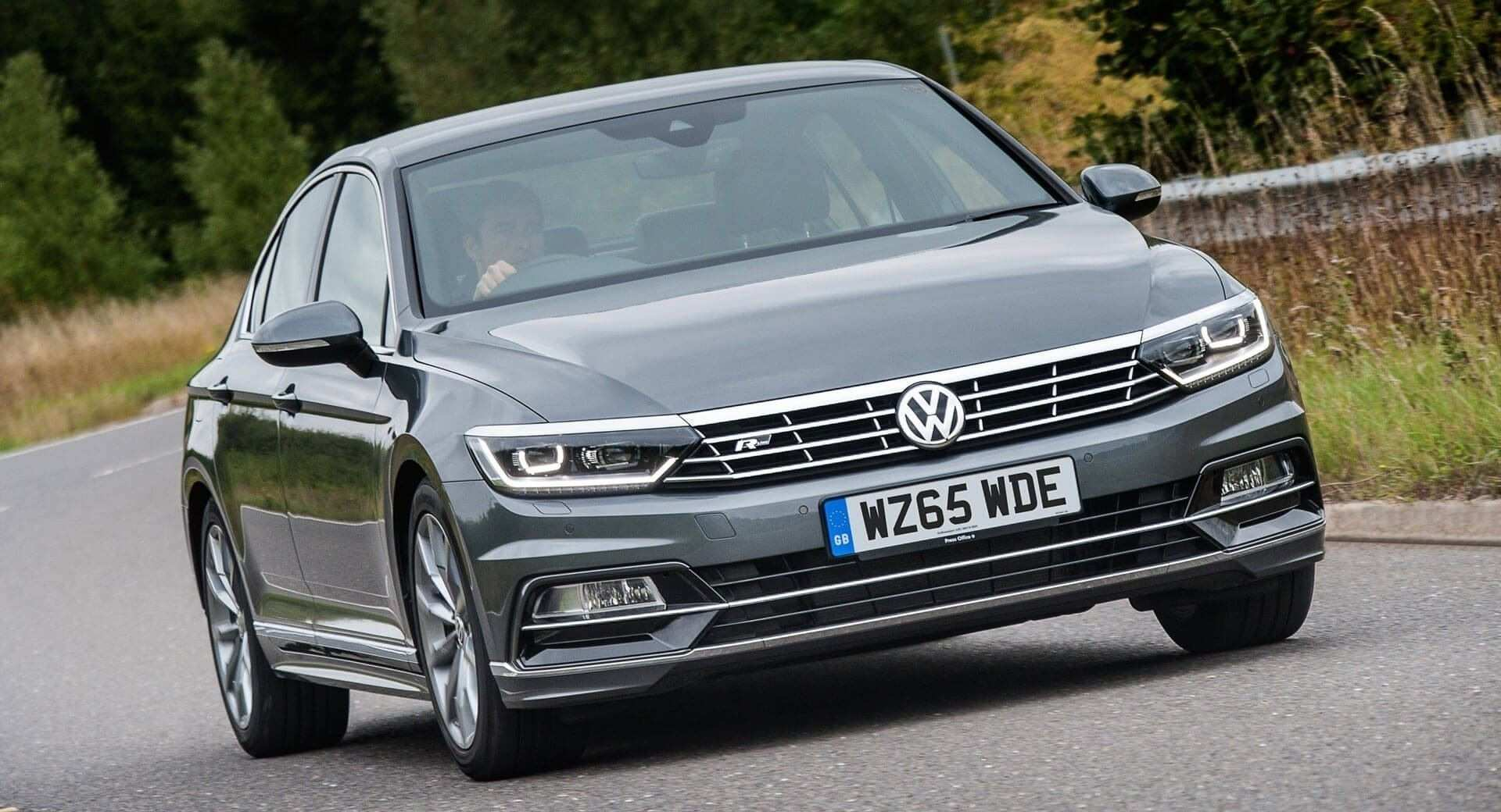 63 All New 2020 Volkswagen CC Model