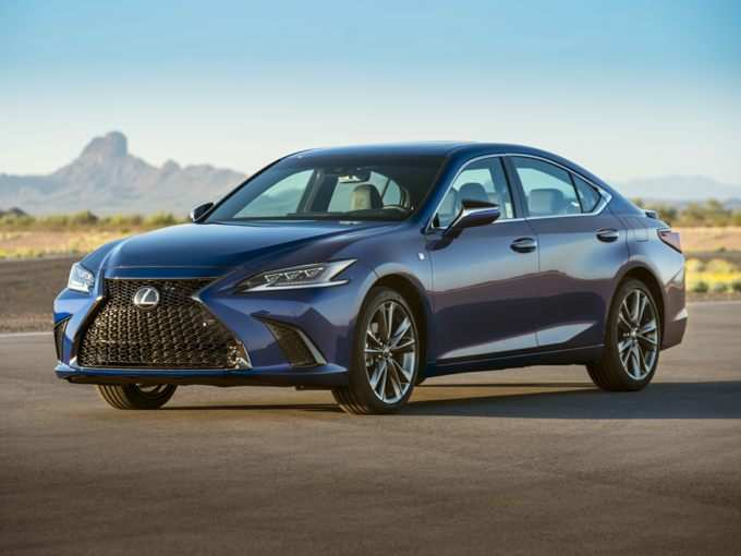 63 All New Are The 2019 Lexus Out Yet Redesign And Review