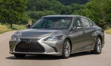 63 All New Is 350 Lexus 2019 Pictures