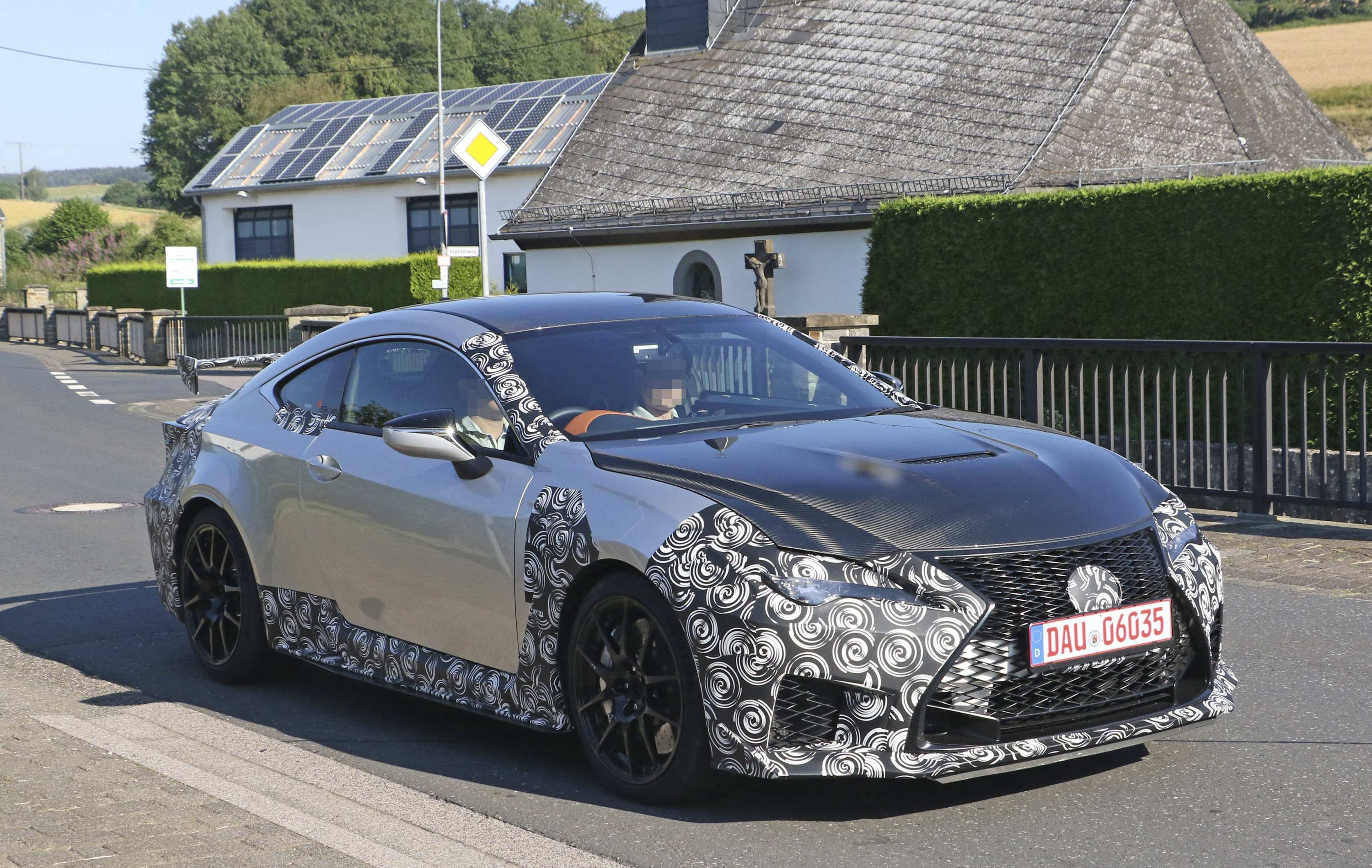 63 All New Lexus F 2020 Pictures