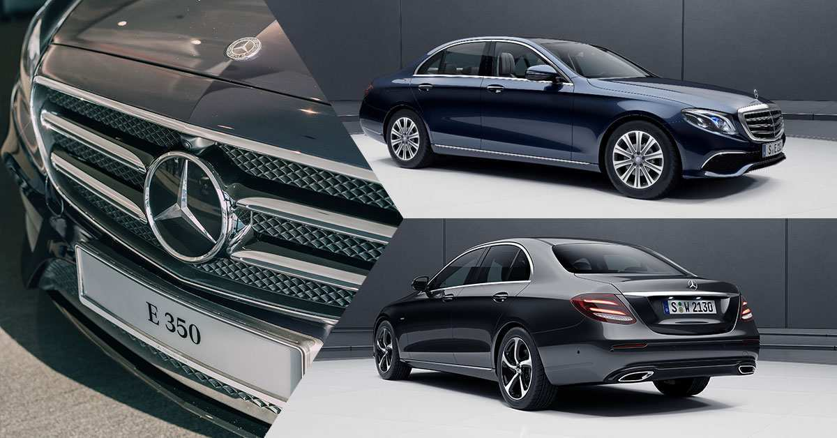 63 All New Mercedes 2019 Malaysia Exterior And Interior
