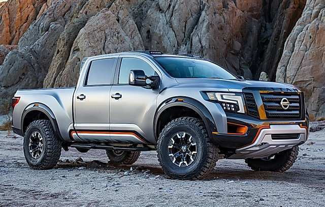 63 All New Nissan Pickup 2020 Interior