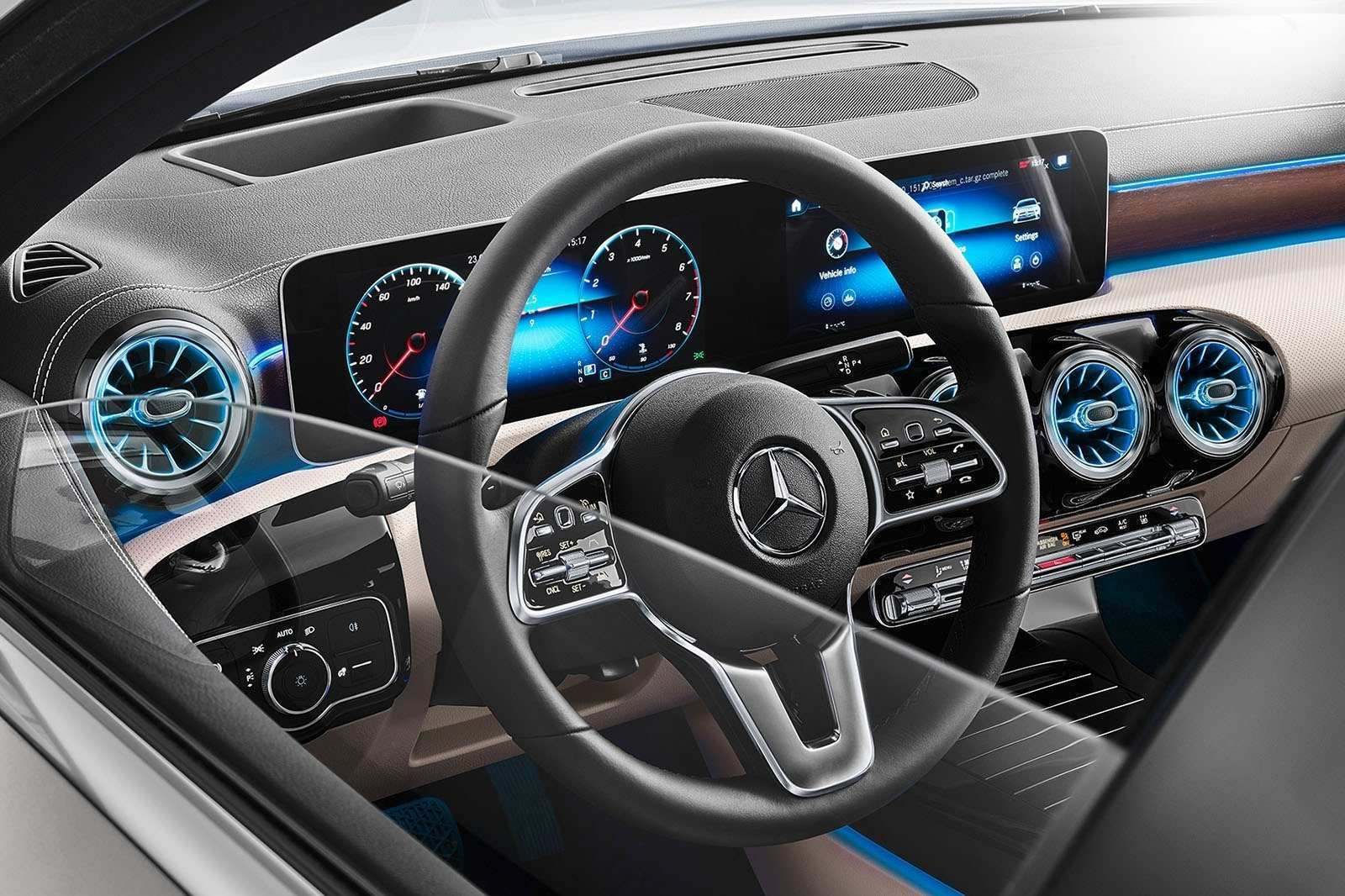 63 All New The New Mercedes C Class 2019 Exterior And Interior