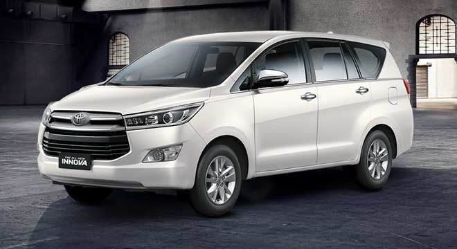 63 All New Toyota Innova 2019 Philippines Images