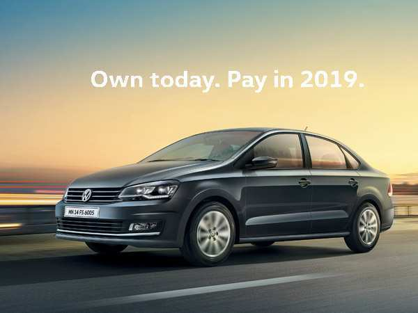 63 All New Vento Volkswagen 2019 Spesification