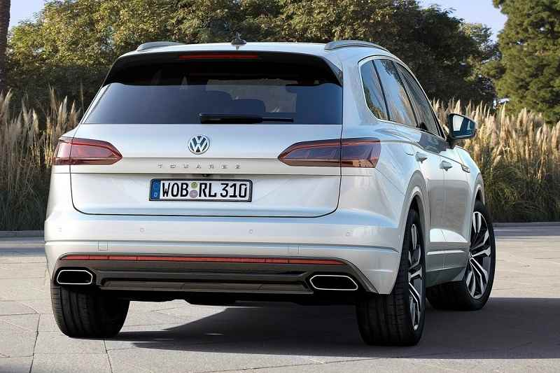 63 All New Volkswagen 2019 Touareg Price Performance And New Engine