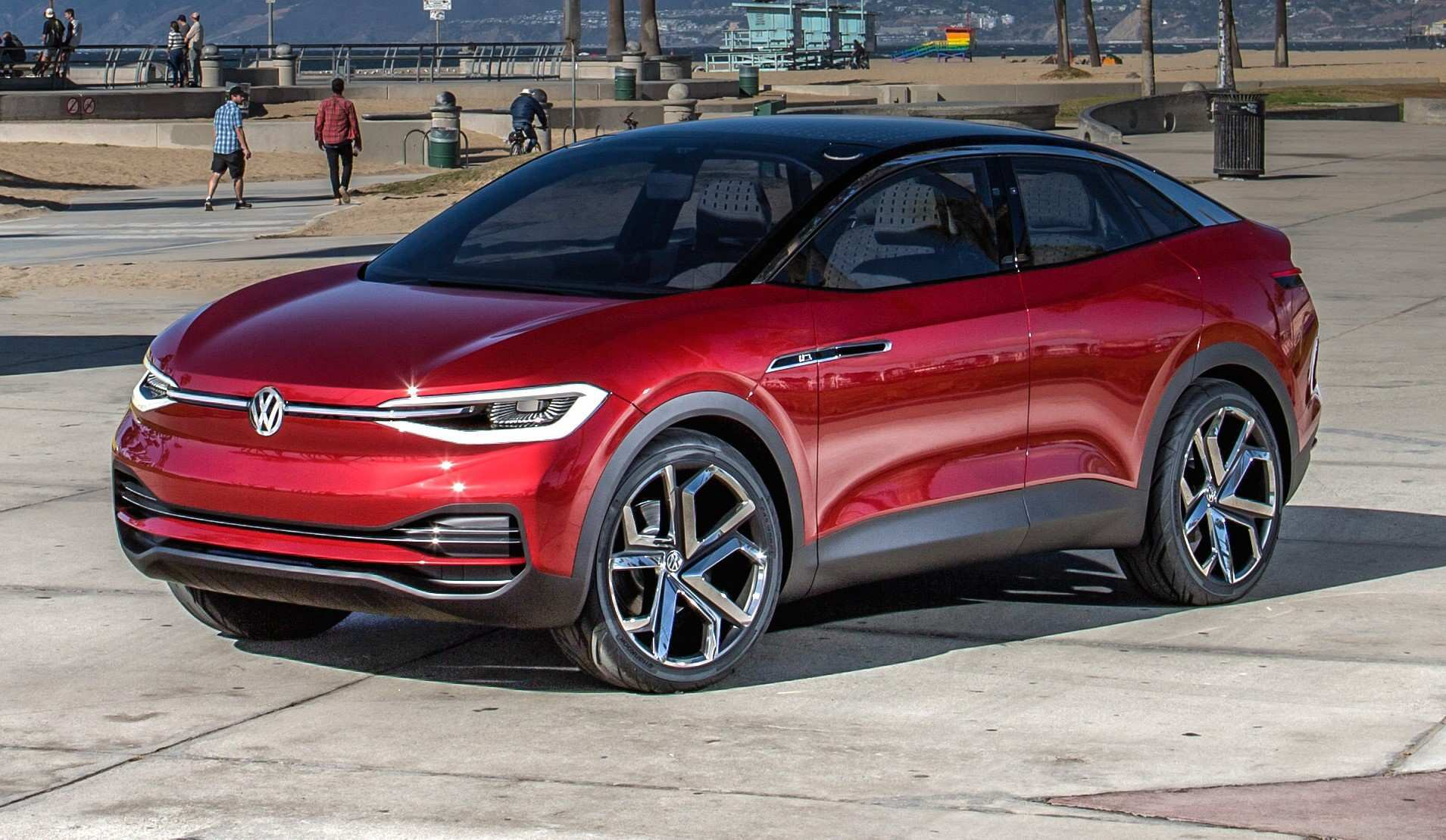 63 All New Volkswagen Electric Suv 2020 Photos