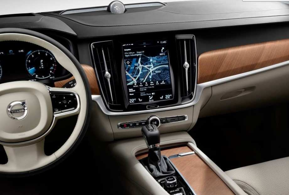 63 All New Volvo Xc90 2020 Interior Photos