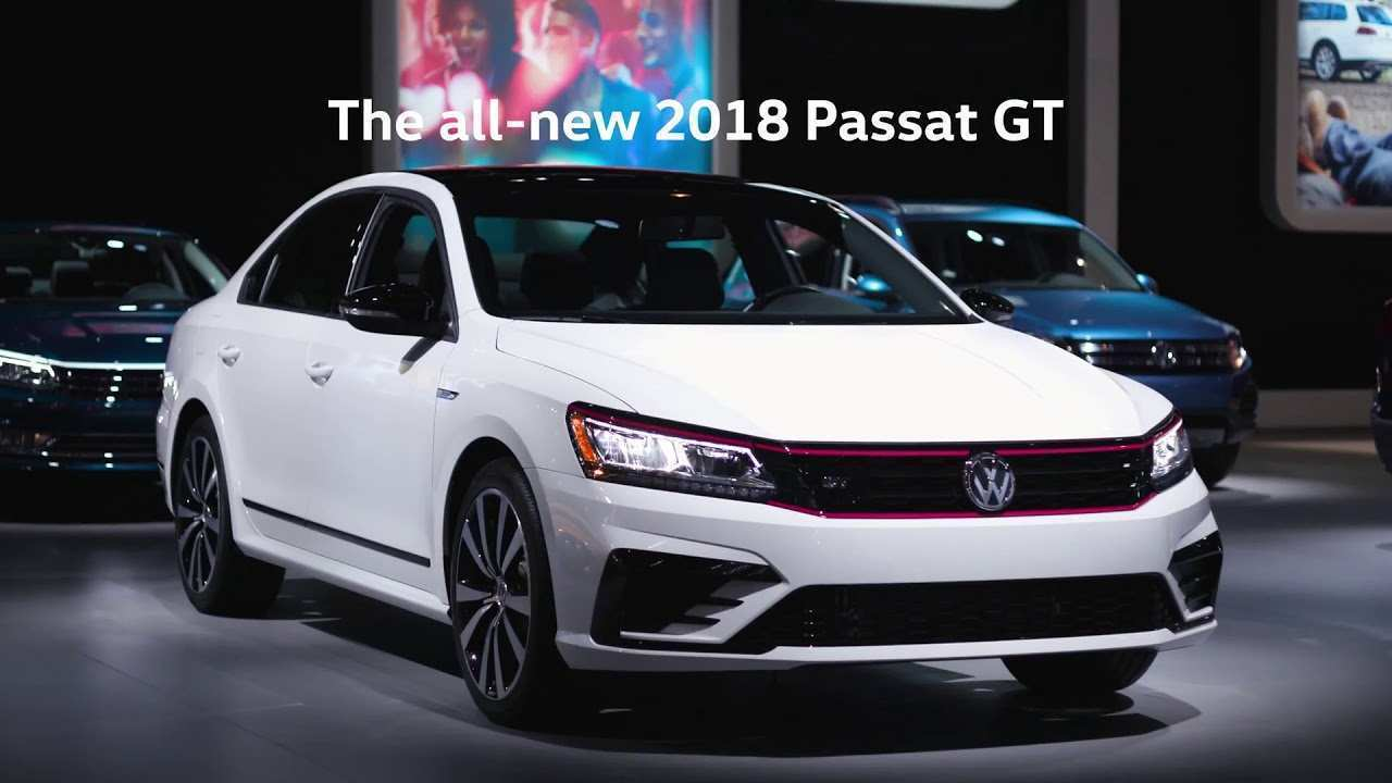 63 All New Vw Passat Gt 2019 Photos