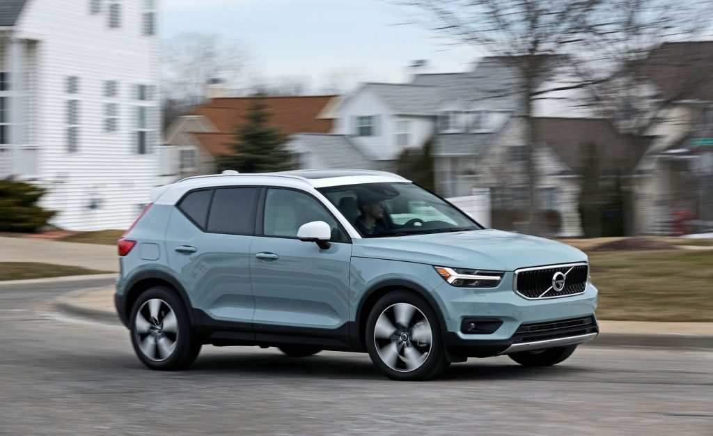 63 Best 2019 Volvo Xc40 Length Redesign And Concept