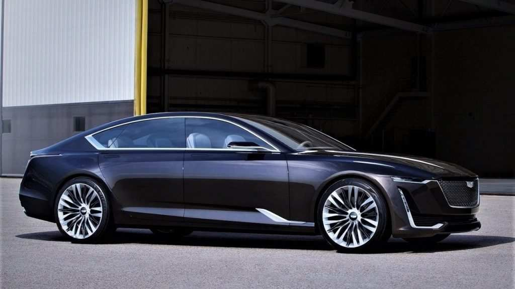 63 Best 2020 Cadillac Eldorado Release Date And Concept