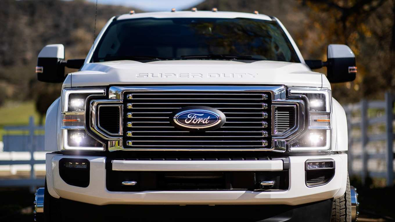 63 Best 2020 Ford F450 Super Duty Interior