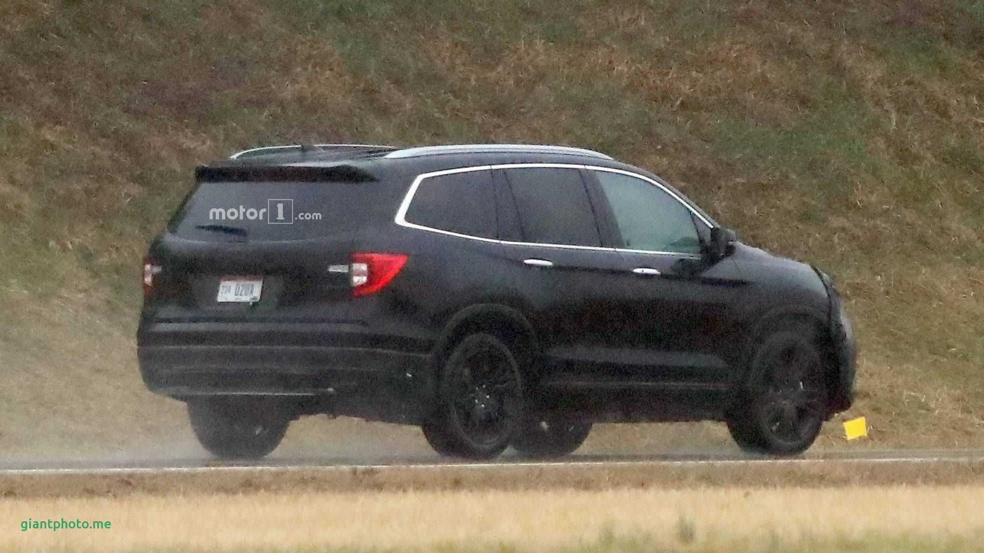 63 Best 2020 Honda Pilot Spy Photos Photos