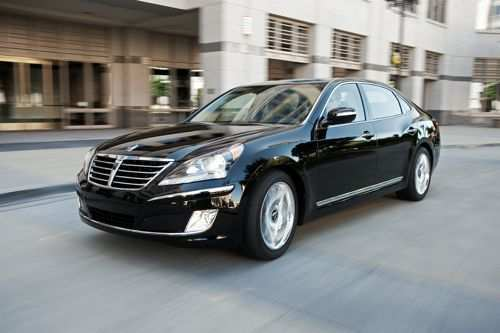 63 Best 2020 Hyundai Equus Ultimate New Model And Performance