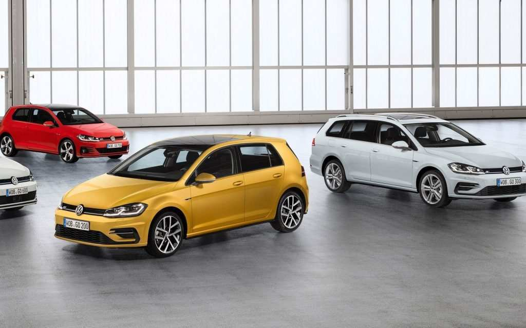 63 Best 2020 Volkswagen Golf Sportwagen Model