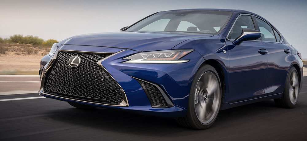 63 Best Lexus Es 2019 Vs 2018 Performance And New Engine