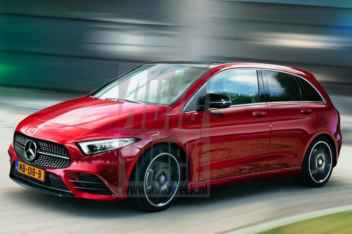 63 Best Mercedes 2019 B Class Release Date And Concept