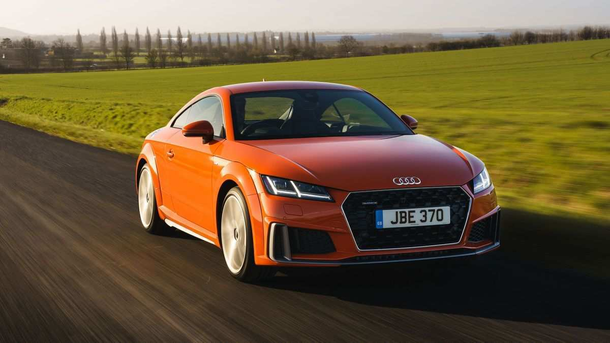 63 New 2019 Audi TT Research New