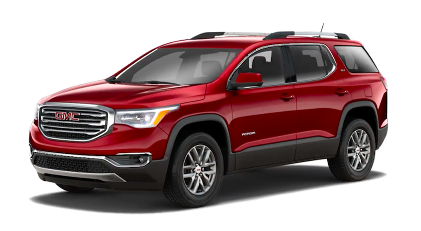 63 New 2019 GMC Acadia Performance And New Engine