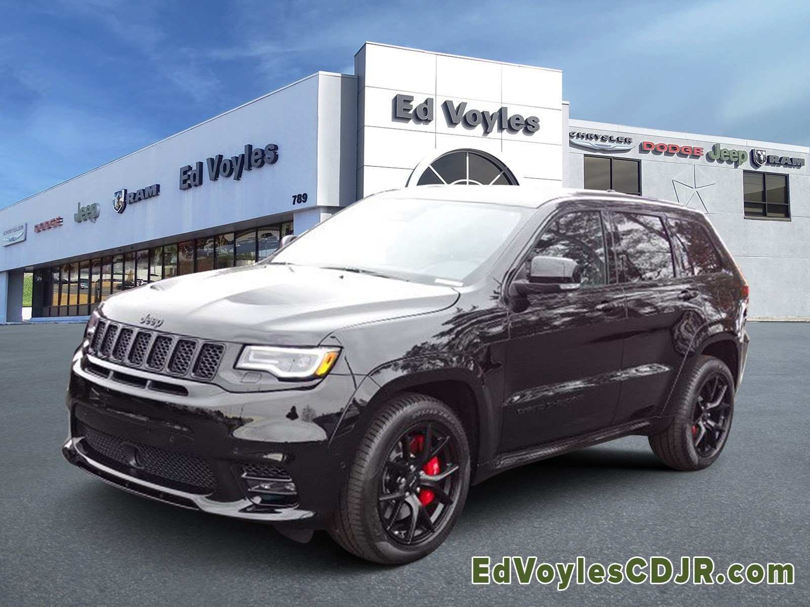 63 New 2019 Grand Cherokee Srt Research New
