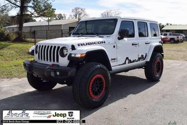 63 New 2019 Jeep Wrangler Unlimited New Model And Performance