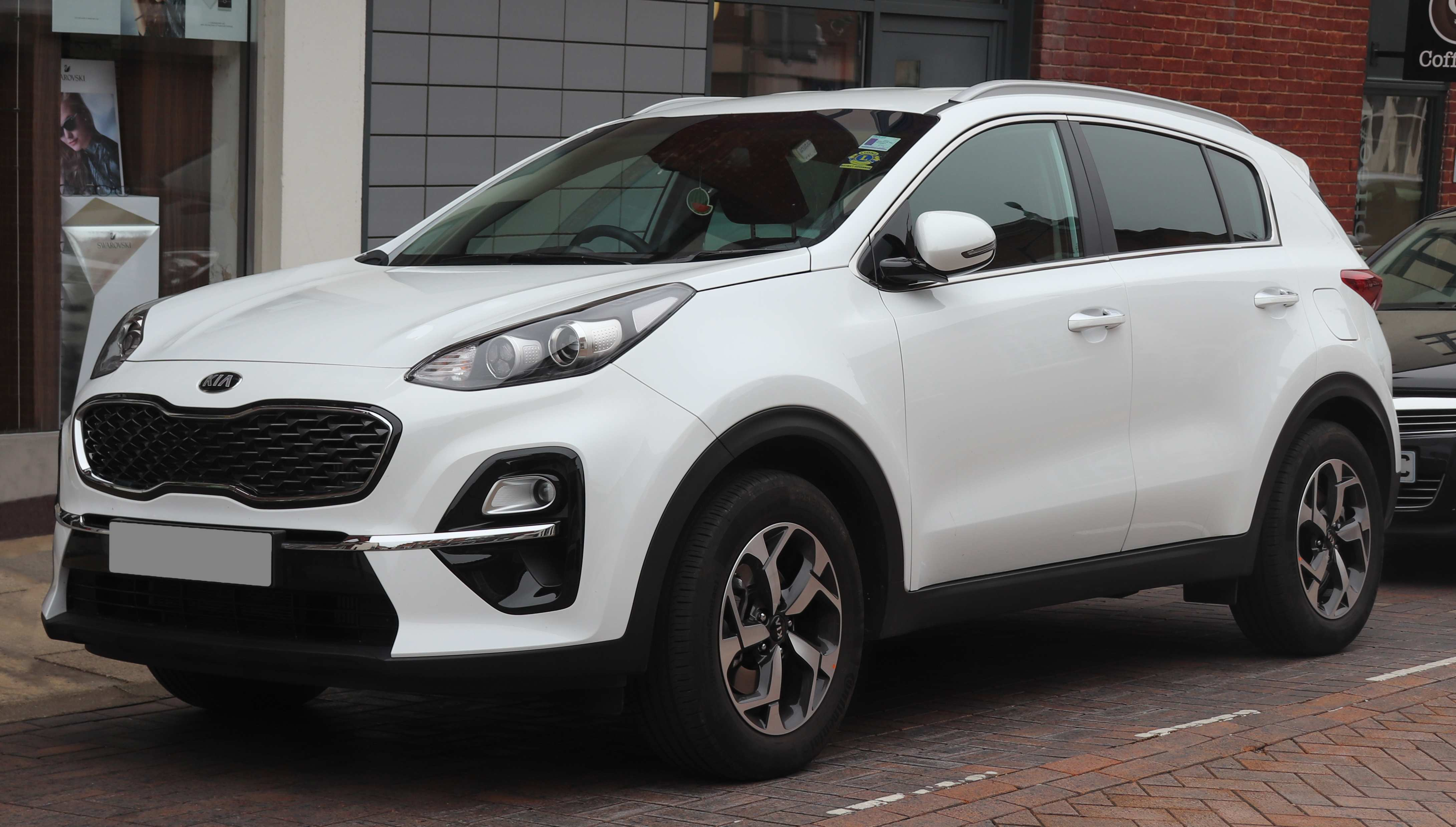 63 New 2019 Kia Sportage Redesign And Concept