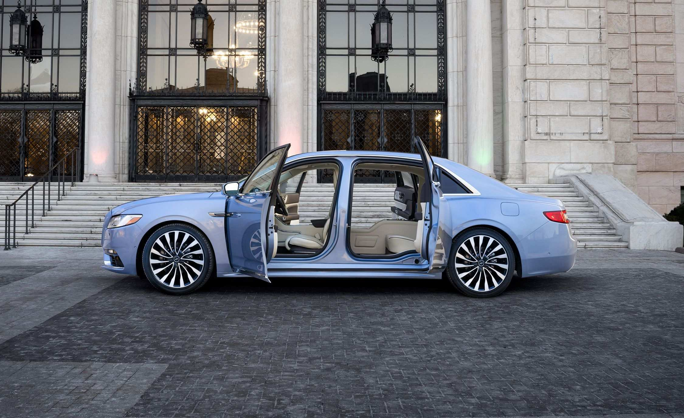 63 New 2019 Lincoln Continental Picture
